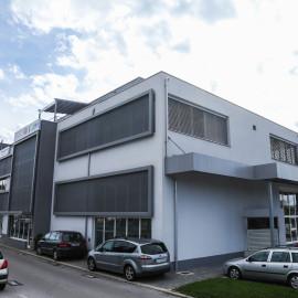 Poslovna zgradba Rudnik
